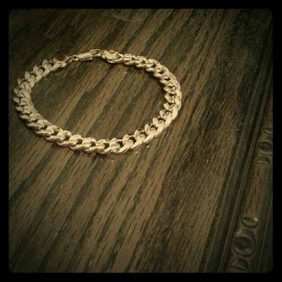 Unknown Other - 2 for $25 Gold Thick Men's Chain Bracelet